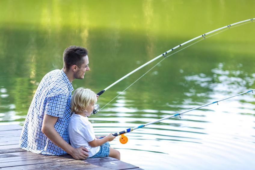 Kora nyári horgászkaland ! 3 éj 4 nappal